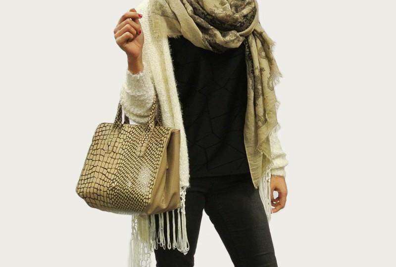 look-chaqueta-punto-blanca